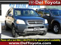 Used 2004 Honda Pilot EX For Sale in Thorndale, PA | Near West Chester, Malvern, Coatesville, & Downingtown, PA | VIN: 2HKYF18474H528433