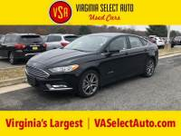 Used 2017 Ford Fusion Hybrid SE Sedan for sale in Amherst, VA