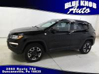 2018 Jeep Compass TRAILHAWK SUV in Duncansville | Serving Altoona, Ebensburg, Huntingdon, and Hollidaysburg PA