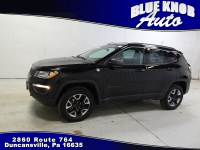 2018 Jeep Compass Trailhawk 4x4 SUV in Duncansville | Serving Altoona, Ebensburg, Huntingdon, and Hollidaysburg PA