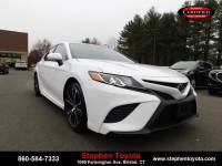 Certified Pre-Owned 2018 Toyota Camry SE in Bristol, CT
