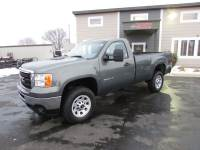 Used 2011 GMC 3500 4x4 Pick-up Truck