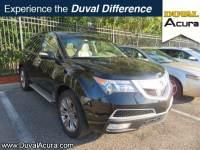 Used 2012 Acura MDX For Sale | Jacksonville FL