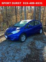 Home of the $500 Price Beat Guarantee: 2015 Nissan Versa Note SV Hatchback