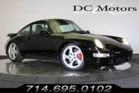1997 Porsche 911 Twin Turbo