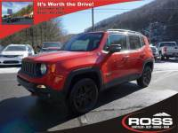 2018 Jeep Renegade Trailhawk 4x4 SUV in Boone