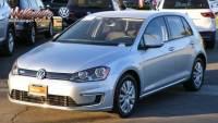 2015 Volkswagen e-Golf Limited Edition Hatchback
