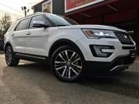 2016 Ford Explorer Platinum AWD