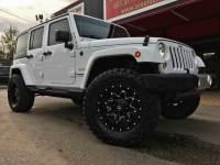 2015 Jeep Wrangler UNLIMITED SAHARA 4WD CUSTOM LIFTED