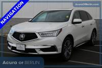 Used 2017 Acura MDX For Sale | CT