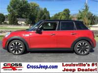 PRE-OWNED 2015 MINI COOPER S BASE FWD 4D HATCHBACK