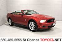 Pre-Owned 2010 Ford Mustang Premium Convertable RWD Convertible