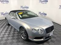 Used 2013 Bentley Continental GTC GT V8 Convertible in West Palm Beach, FL