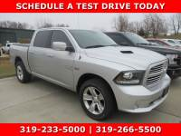 Used 2014 Ram 1500 Sport 4WD Crew Cab 140.5 Sport for Sale in Waterloo IA