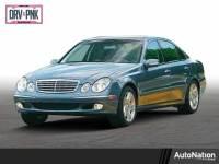 2004 Mercedes-Benz E-Class Base