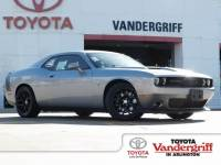 2015 Dodge Challenger R/T Scat Pack Coupe Rear-wheel Drive