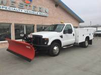 2008 Ford F350 Plow Truck