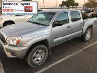 Certified Pre-Owned 2015 Toyota Tacoma Truck Double Cab 4x4 in Avondale, AZ