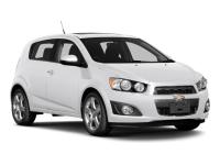 Pre-Owned 2015 Chevrolet Sonic LTZ FWD 4D Hatchback