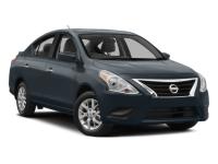 Pre-Owned 2015 Nissan Versa FWD 4D Sedan