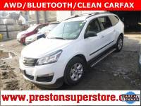 Certified Used 2016 Chevrolet Traverse LS SUV in Burton, OH
