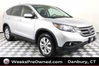 Used 2013 Honda CR-V EX SUV in Danbury, CT