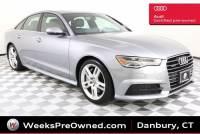 Used 2017 Audi A6 2.0T Premium Season of Audi Selection Sedan in Danbury
