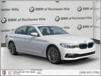 Used 2018 BMW 530e xDrive iPerformance Sedan For Sale in Shelby MI