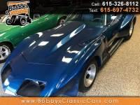 1972 Chevrolet Corvette Sting Ray