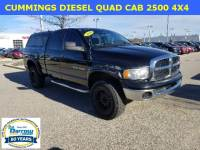 2004 Dodge Ram 2500 Truck Quad Cab For Sale in Madison, WI