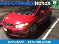 2012 Honda Civic Si w/Summer Tires Coupe