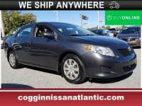 Pre-Owned 2009 Toyota Corolla LE Sedan in Jacksonville FL