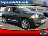 Pre-Owned 2007 Jeep Compass Limited SUV in Jacksonville FL