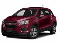 Used 2016 Chevrolet Trax LS SUV All-wheel Drive in Chicago