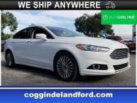 Pre-Owned 2015 Ford Fusion Titanium Sedan in Jacksonville FL