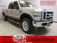 2009 Ford Super Duty F-350 SRW Lariat Crew Cab Long Bed 4WD