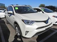 2017 Toyota RAV4 Hybrid Limited Navigation, Leather, Sunroof & Power Liftg SUV All-wheel Drive 4-door