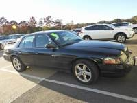 2003 Mercury Marauder Sedan Rear-wheel Drive 4-door