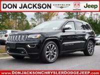 Used 2018 Jeep Grand Cherokee Overland 4x4 SUV 4x4 Near Atlanta, GA