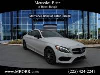 Certified Pre-Owned 2018 Mercedes-Benz C 300 Sport COUPE