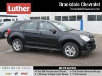 Certified Pre-Owned 2015 Chevrolet Equinox FWD LS