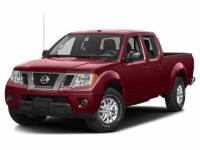 2016 Nissan Frontier SV 2WD Crew Cab SWB Auto SV
