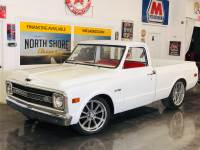 1970 Chevrolet C10 -LOWERED PICK UP NEWER PAINT 454 AUTO RESTORED 12B PS PB NEW INTERIOR-VIDEO