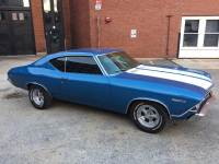 1969 Chevrolet Chevelle -BIG BLOCK 454 PS PB AUTO CRAGERS NICE PAINT RELIABLE