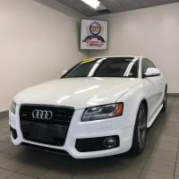 2009 Audi A5 3.2 Coupe