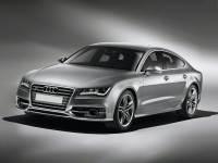 Pre-Owned 2013 Audi S7 4.0T Prestige quattro 4D Hatchback