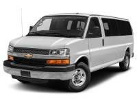 Used 2017 Chevrolet Express 3500 LT Van Extended Passenger Van V-8 cyl in Clovis, NM