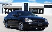 Pre-Owned 2002 INFINITI Q45 Luxury Sedan 8 in Plano/Dallas/Fort Worth TX