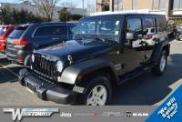 Used 2014 Jeep Wrangler Unlimited Sport 4WD Sport Long Island, NY