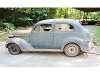 1937 PLYMOUTH 2DR
